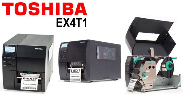 Barkodta Profesoyonel Toshiba EX4T1