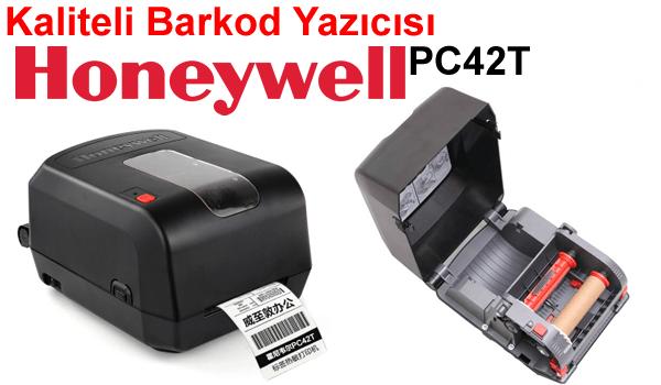 Kaliteli Barkod Yazıcısı Honeywell PC42T