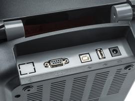 Kaliteli Barkod Yazıcısı Honeywell PC42T - Bağlantı Tipleri