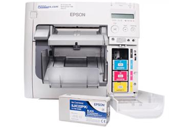 Etiket Yazıcıda Yüksek Performans Epson C3500